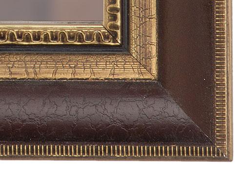 Spiegel Mit Holzrahmen Barocker Spiegel Mit