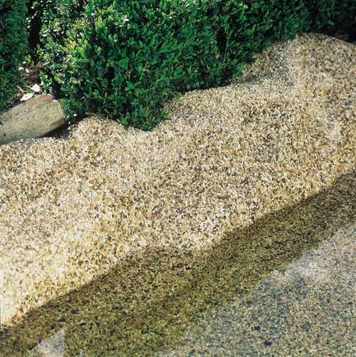 oase steinfolie granit grau 40cm bachlauf wasserfall ufer meterware. Black Bedroom Furniture Sets. Home Design Ideas